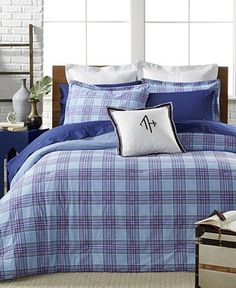 d3c062e5d Tommy Hilfiger® Lambert's Cove Bedding Collection | Guest Blues ...