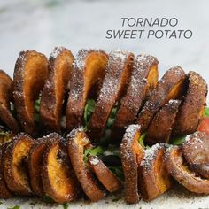 Tornado Sweet Potato Recipe by Tasty