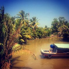 Delta du Mekong #Vietnam #voyage