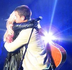 I bawled like a baby when Demi Lovati brought Nick Jonas out to sing with her. I love Demi & Nick's friendship. Awwww, my Nemi heart almost stopped that night.