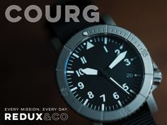 Redux COURG - Hybrid Watches with Missions to Tackle project video thumbnail