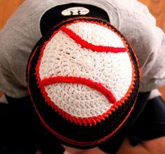 ⚾️ 👮 ⚾️ Modelos de beisebol Gorro Crochetar -  /  ⚾️ 👮 ⚾️ Baseball Beanie Crochet Designs -