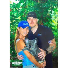 And now we became three.  #CurrumbinWildlifeSanctuary #GoldCoast #Australia #Koala by margeapaciblepriestley http://ift.tt/1X9mXhV