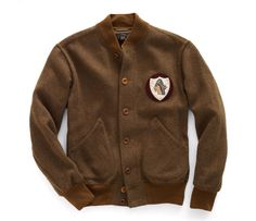 RRL Wool Sports Jacket