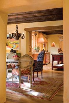 Decor To Adore Spanish Colonial Interiors