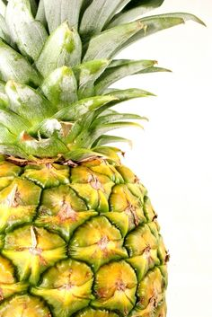 ~ PINEAPPLE ~ taste, smell, ahhh :) gives me a happy face   and energy galore !