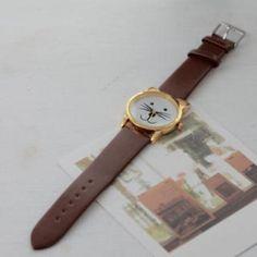 Cat Strap Watch
