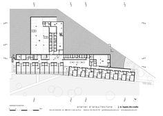 Edificio Residencial para Adultos Mayores,Sótano
