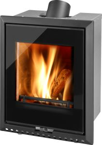 Ribe Insert - Euro Fireplaces   wood and gaz log fire heaters ...