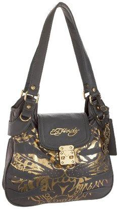 f0a45c40d95e Ed Hardy Talia Satchel Stylish Handbags