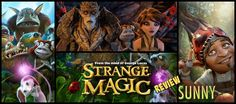 Strange Magic Review