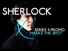 """▶ Sherlock Series 4 Promo #3, """"X Marks The Spot"""" - YouTube HOLY FRICK HOLY FRICK I HAVEN'T EVEN WATCHED THE THING YET AND I LOVE IT."""