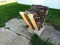 Good pick up sticks stack