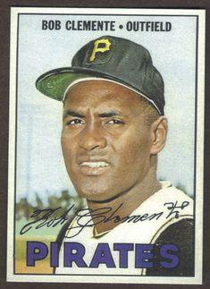 Roberto Clemente, Baseball Card Values, Baseball Cards, Baseball Photos, Baseball Wall, Tigers Baseball, Baseball Shirts, Pittsburgh Pirates Baseball, Pittsburgh Steelers