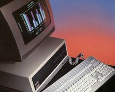 Personal computer M24, 1984