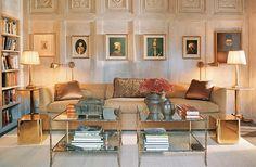 Photo by François Halard; interior by Stephen Sills