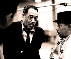 """Duke Ellington – Live In Zurich – 1959 – Past Daily Downbeat – Past Daily – Caption: Duke Ellington – rightly placed """"beyond category"""". http://pastdaily.com/wp-content/uploads/2015/07/Duke-Ellington1959-10-09-Zurich-revised.mp3 – Duke Ellington and His Famous Orchestra – Live at Kongresshaus, Zurich – October 9, 1959 – RTS-Radio – Gordon... #afroeurasianeclipse #andrevltchek #brianeno"""