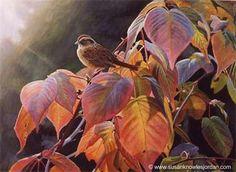 Wildlife Artist Susan Knowles Jordan
