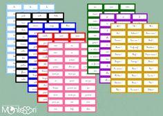 Police Cursive, Script Cursif, Support, Mathematics, Hands, Boutique, Montessori Materials, Montessori Activities, Montessori Color