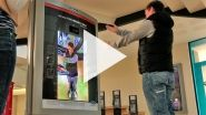 Watch shoppers interactive with the Ford C-MAX AR Campaign Screen Icon, Experiential, Augmented Reality, Case Study, Campaign, Ford, Watch, Clock, Bracelet Watch