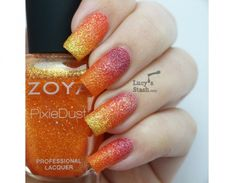 Nail and toe Art Style 2015 | Unghie: le nail art nei colori d'Autunno da Pinterest | Tu Style