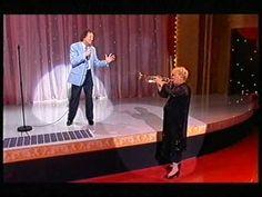 Trumpeter Joan Hinde in Duet with Ken Dodd