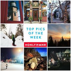 Discover a winter you can find #OnlyinMN