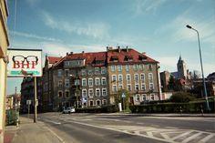 Jawor, Poland. Disposable camera.
