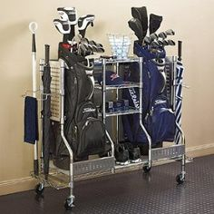 Frontgate Double Golf Organizer - $249.00