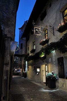 Strade del centro Bressanone