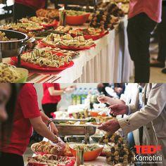 TEDx  Νέες , Φρέσκιες Ιδέες και Απόψεις.  Σας ευχαριστούμε για την εμπιστοσύνη που μας δείξατε να καλύψουμε την ξεχωριστή αυτή εκδήλωση.  ΜΠΟΥΚΙΕΣ - CATERING.  #27xroniampoukies #mpoukies #tedxkomotini #komotini
