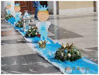 Βάπτιση στήν ευαγγελίστρια πειραιά μέ Πρίγκιπες Rustic Wedding, Table Decorations, Crafts, Furniture, Home Decor, Manualidades, Decoration Home, Room Decor, Home Furnishings