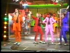 """▶ Showaddywaddy - """"Footsteps"""" [Live at Pebble Mill At One BBC 26.11.81]"""