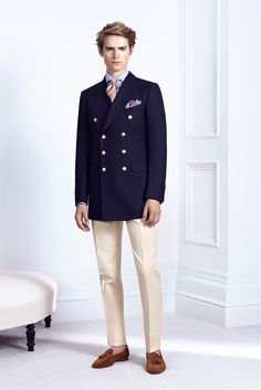 Dunhill, Look #18