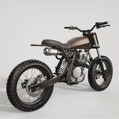 @dab_design_ 's Honda NX650 dominator will be a reality soon! Go see this beauty…