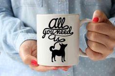 All You Need is Dogs Coffee Mug
