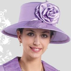 8bf4ff02e08 Amazing 48 Stylish Women with Church Hat this Christmas Time  http   vattire. Derby Hats For ...