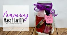 DIY Pampering Gifts : Gifts for Busy Women