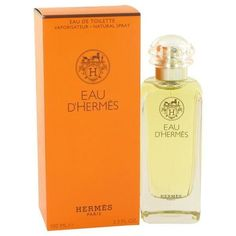 Eau D'Hermes by Hermes Eau De Toilette Spray 3.3 oz  #menscologne #nichefragrances #luxuryfragrances #belowretail #cologne #mensfragrances #designerfragrances