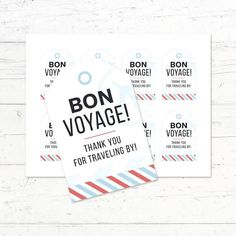 Travel Destination Printable Favor Luggage Tags Baby Shower Bridal Shower by CrissyDesignCo Bridal Bingo, Bridal Shower Games, Party Favor Tags, Wedding Party Favors, Whats In Your Purse, Printing Services, Travel Destinations, Printable, Greek Wedding