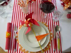 Circus Decorations | Crinoline & Tweed: Come Join The Circus With Me