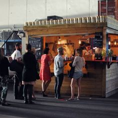 Copenhagen Street Food: Food trucks from all around the world