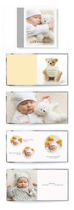 Custom Photo Storybooks