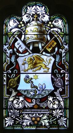 Arms of Pope St Pius X