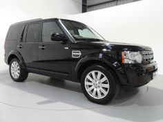 Land Rover Discovery 4 3.0 SDV6 XS Finished in Santorini Black with Almond Leather Interior. Full spec and images: http://www.simonjamescars.co.uk/land-rover-discovery-4-3.0-sdv6-xs-in-chesterfield-south-yorkshire-3304243