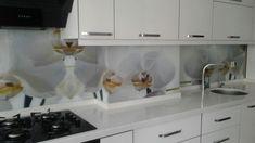 Üsküdar Gergi Tavan ve Tezgah arası cam panel uygulamaları