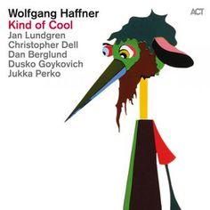 "WOLFGANG HAFFNER: "" kind of cool "" ( act music) personnel: Wolfgang Haffner : batterie / Christopher Dell : vibraphone / Jan Lundgren : piano / Dan Berglund : contrebasse / Dusko Goykovich : trompette / Jukka Perko : saxophone alto /+/ invités : Max Mutzke : voix / Frank Chastenier : piano / Christian von Kaphengst : basse / Nils Landgren : trombone  http://www.qobuz.com/fr-fr/album/kind-of-cool-wolfgang-haffner/0614427957627"