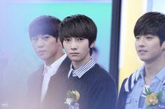 2 ヒョンゴン、ジェヒョン、ヒョジュン