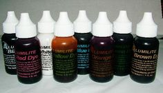 Alumilite pigments for resin, set of 8 $39.99