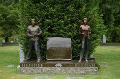 Marker- Cave Hill Cemetery, Louisville, Kentucky. http://www.thefuneralsource.org/cemkyjeffco.html
